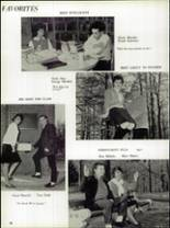 1965 Portage Area High School Yearbook Page 46 & 47