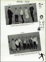 1965 Portage Area High School Yearbook Page 70 & 71