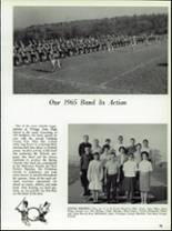 1965 Portage Area High School Yearbook Page 78 & 79