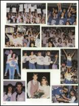1995 Wheaton North High School Yearbook Page 122 & 123