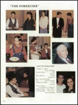 1995 Wheaton North High School Yearbook Page 128 & 129