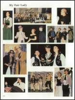 1995 Wheaton North High School Yearbook Page 130 & 131