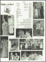1995 Wheaton North High School Yearbook Page 132 & 133