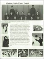 1995 Wheaton North High School Yearbook Page 150 & 151