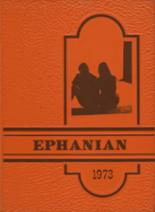 1973 Yearbook East Palestine High School