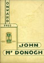 1960 Yearbook John McDonogh Senior High School