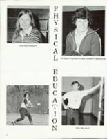 1979 Stillwater High School Yearbook Page 16 & 17