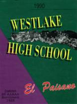 1990 Yearbook Westlake High School
