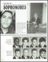 1996 Phelps High School Yearbook Page 70 & 71