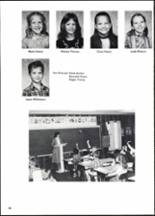 1982 Garland Christian Academy Yearbook Page 92 & 93