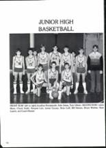 1982 Garland Christian Academy Yearbook Page 116 & 117