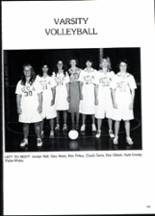 1982 Garland Christian Academy Yearbook Page 128 & 129