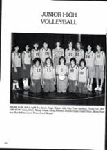 1982 Garland Christian Academy Yearbook Page 132 & 133