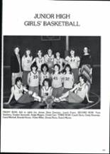 1982 Garland Christian Academy Yearbook Page 134 & 135