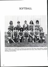 1982 Garland Christian Academy Yearbook Page 136 & 137