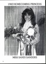 1982 Garland Christian Academy Yearbook Page 144 & 145