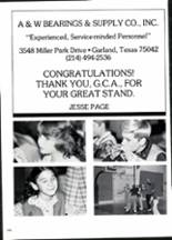 1982 Garland Christian Academy Yearbook Page 174 & 175