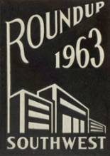 1963 Yearbook Southwest High School