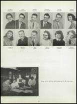 1955 Washington High School Yearbook Page 24 & 25