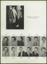 1955 Washington High School Yearbook Page 34 & 35