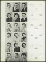 1955 Washington High School Yearbook Page 38 & 39