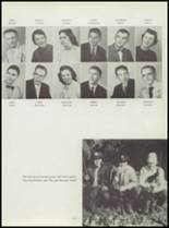 1955 Washington High School Yearbook Page 44 & 45