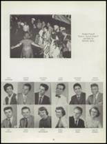 1955 Washington High School Yearbook Page 46 & 47