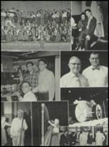 1955 Washington High School Yearbook Page 62 & 63