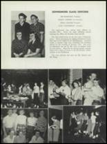 1955 Washington High School Yearbook Page 64 & 65