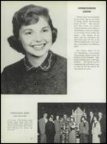 1955 Washington High School Yearbook Page 80 & 81
