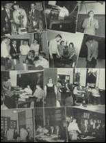 1955 Washington High School Yearbook Page 90 & 91