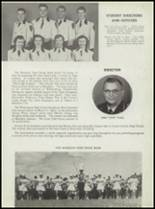 1955 Washington High School Yearbook Page 102 & 103