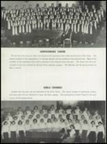 1955 Washington High School Yearbook Page 108 & 109