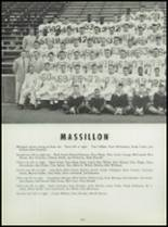 1955 Washington High School Yearbook Page 116 & 117