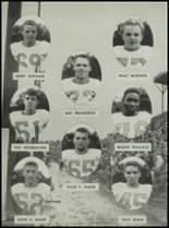 1955 Washington High School Yearbook Page 122 & 123