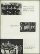 1955 Washington High School Yearbook Page 126 & 127