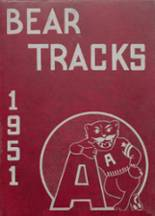 1951 Yearbook Anderson County High School