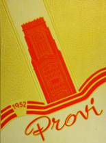 1952 Yearbook Proviso East High School