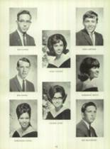 1967 Gustine High School Yearbook Page 18 & 19