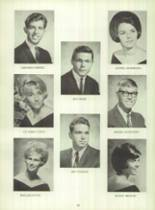 1967 Gustine High School Yearbook Page 22 & 23