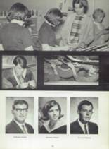1967 Gustine High School Yearbook Page 24 & 25