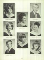 1967 Gustine High School Yearbook Page 26 & 27
