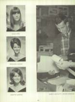 1967 Gustine High School Yearbook Page 28 & 29
