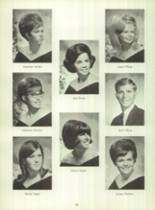 1967 Gustine High School Yearbook Page 30 & 31