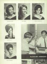 1967 Gustine High School Yearbook Page 32 & 33