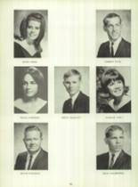 1967 Gustine High School Yearbook Page 34 & 35