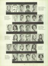1967 Gustine High School Yearbook Page 40 & 41