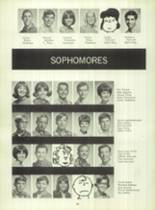 1967 Gustine High School Yearbook Page 42 & 43