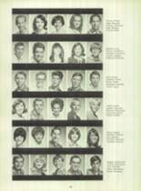 1967 Gustine High School Yearbook Page 44 & 45
