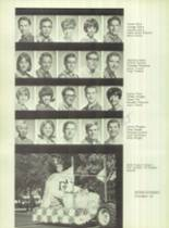 1967 Gustine High School Yearbook Page 46 & 47